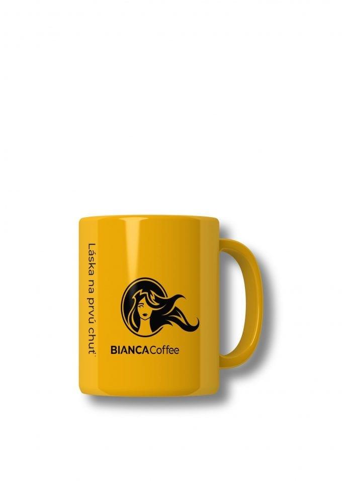 Hrnček BIANCA Coffee
