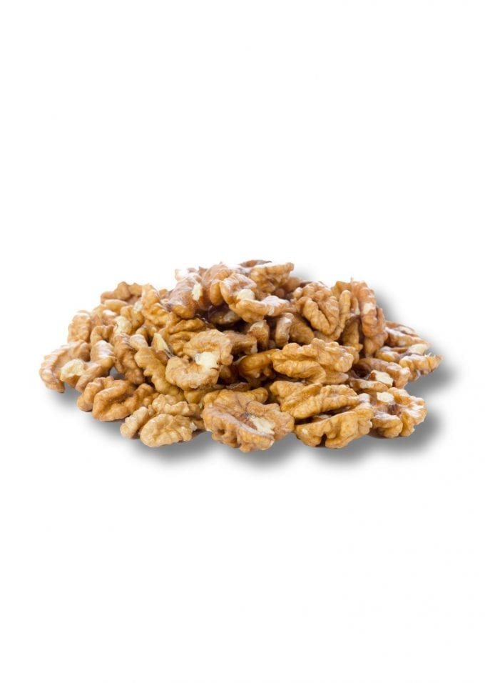 Vlašské orechy lupané