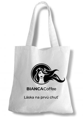 Nákupná Taška BIANCA Coffee