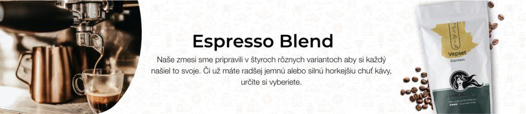 BIANCA Coffee Espresso Blend Banner