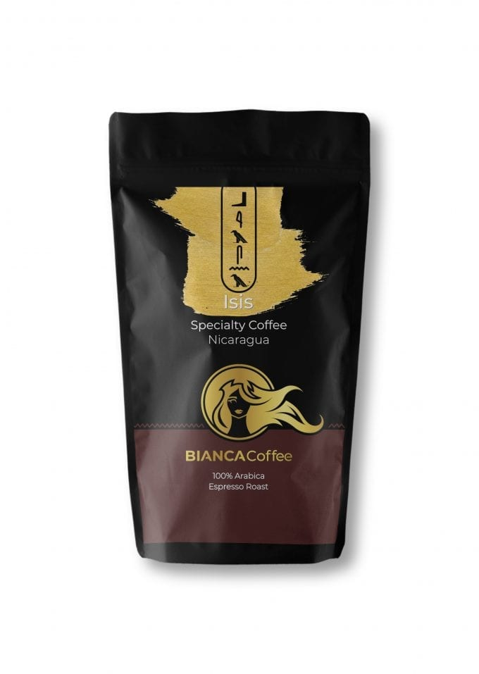 Isis Nicaragua Specialty Coffee